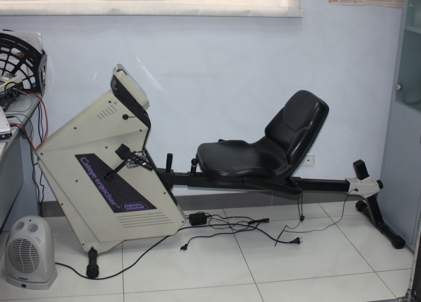 Велоэргометр cateye ergociser ec 3700