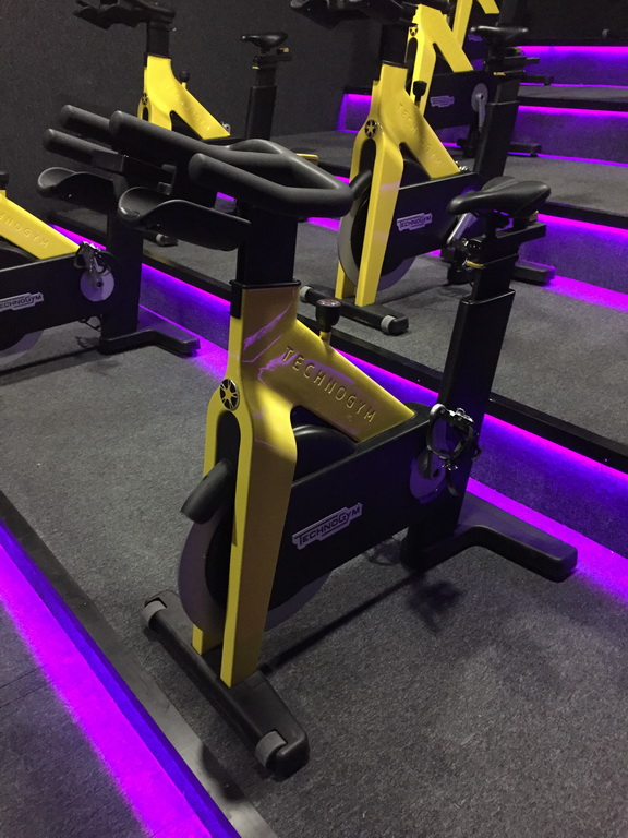 Тренажер Technogym Group Cycle Connect
