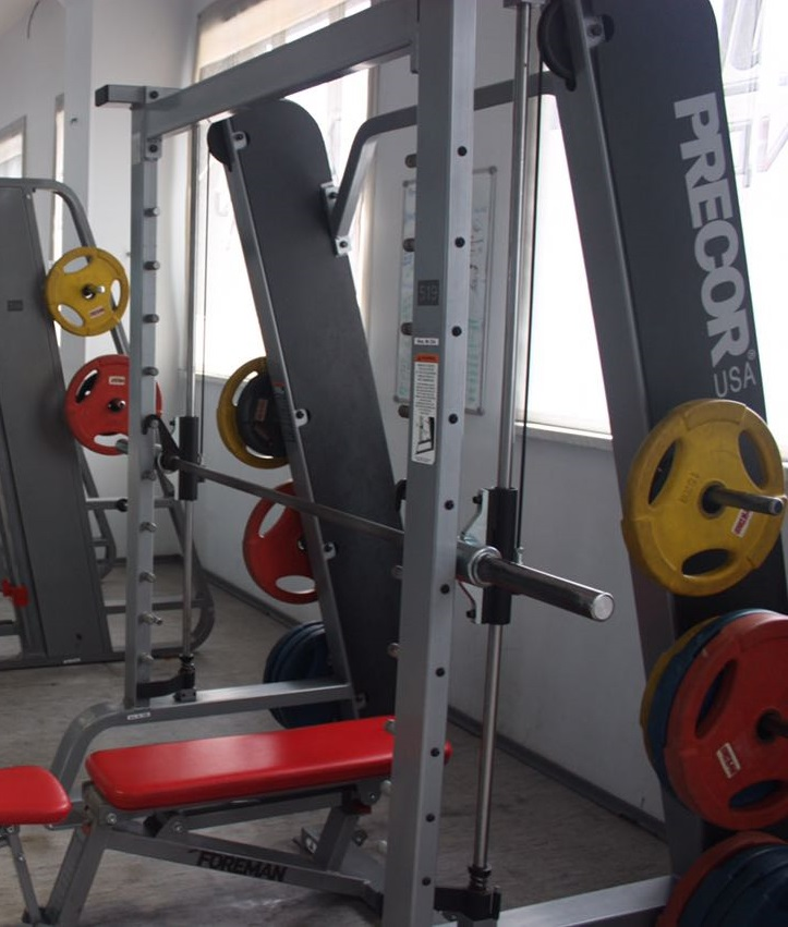 Машина Смита  PRECOR 802 COMM Smith Machine