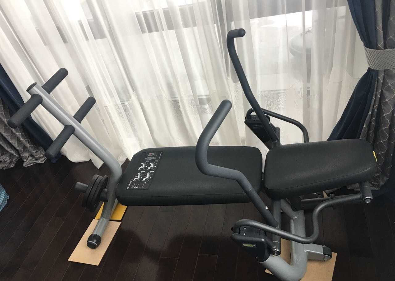 Скамья Technogym element+ AB crunch bench